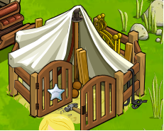 Horse Corral Upgrade