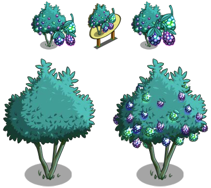 FarmVille Gem Fruit Tree