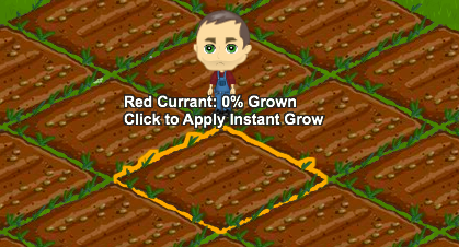 FarmVille Instant Grow
