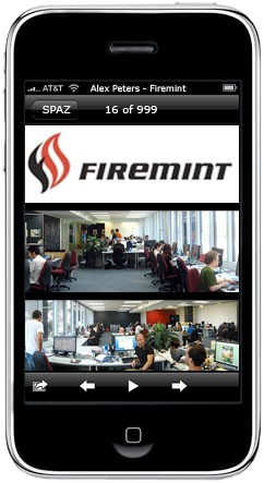 Firemint on iPhone