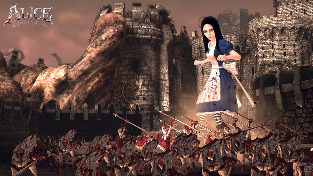 alice madness returns american mcgee twisted fairy tales