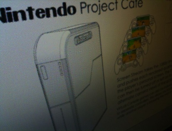 Nintendo Project Cafe