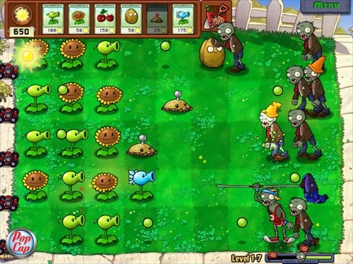 plants vs zombies social edition china