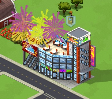 CityVille Mall complete