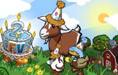 farmville second birthday contests