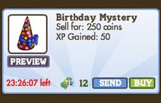 farmville second birthday gnomes
