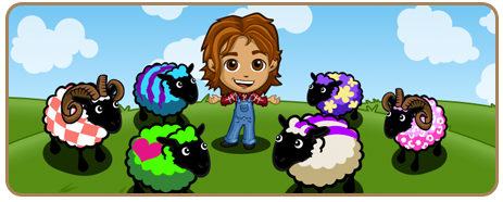 FarmVille Sheep Levels