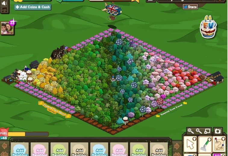 farmville jofrost featured farm