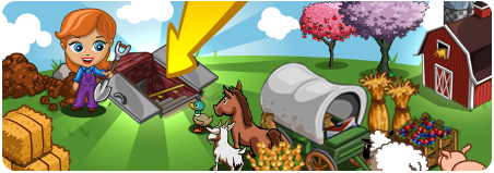 FarmVille Storage boost