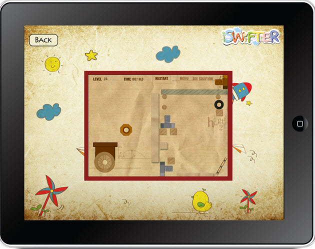 iSwifter for iPad