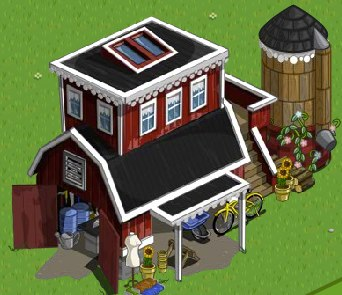 FarmVille Crafting Silo