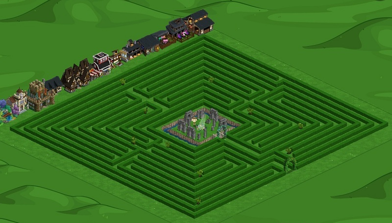 farmville maze featured farm cotopaxi