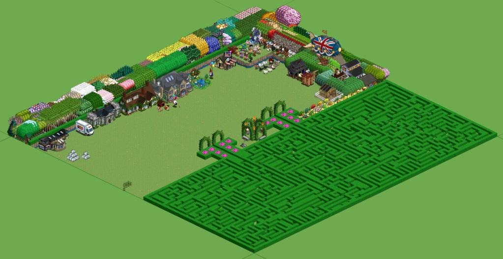 farmville featured farm maze picture
