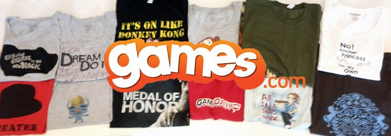 games.com free t shirts giveaway