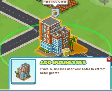 Hotel Resort Add Business