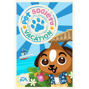 Pet Society Vacation