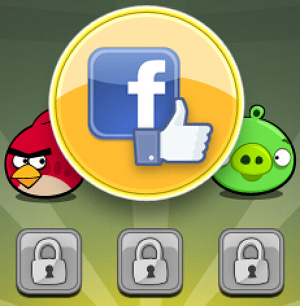 Angry Birds Facebook Levels