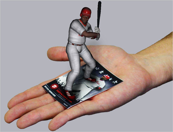 Topps Augmented Reality