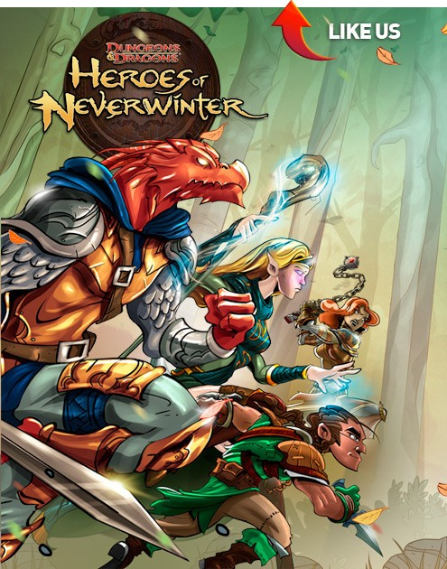 Dungeons & Dragons Heroes of Neverwinter