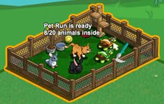 farmville cheats pet run goals