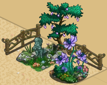 With Tonight S Farmville Update We See Not Only A New Building Being Released In The Cur Fairy Garden Limited Edition Item Theme But Also Slew Of