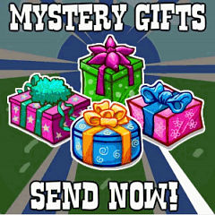 FrontierVille Mystery Gifts