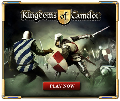Kingdoms of Camelot play now