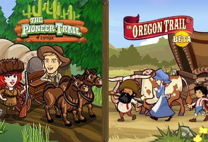 The Pioneer Trail vs The Oregon Trail