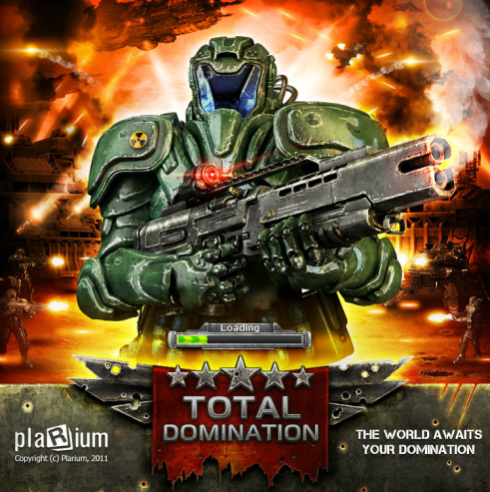 Total Domination: Nuclear Strategy loading