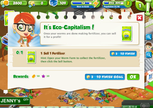 Trash Tycoon: It's Eco-Capitalism