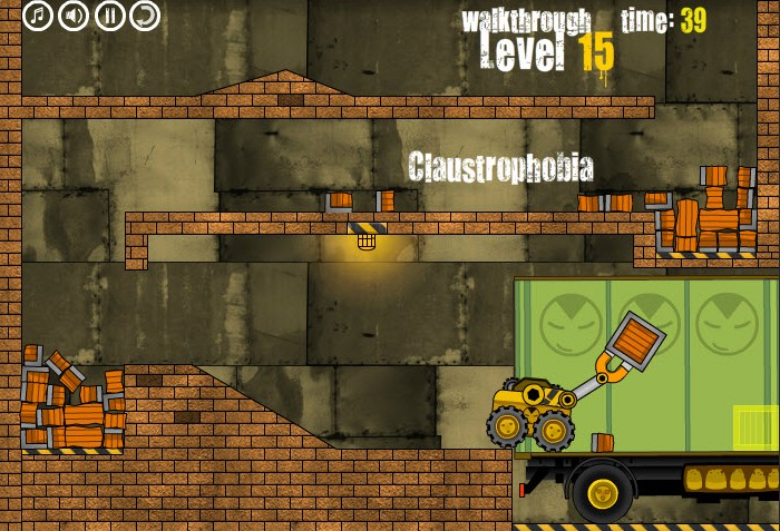 truck loader 2 game of the day