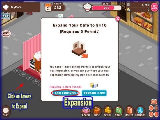 World Chef expand your cafe