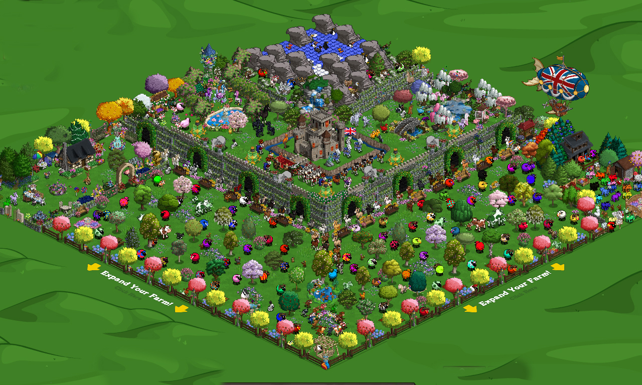 farmville featured farm pic berylboy