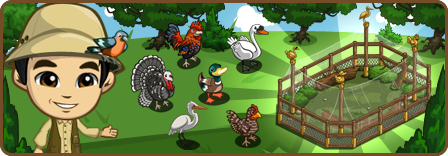 FarmVille Aviary