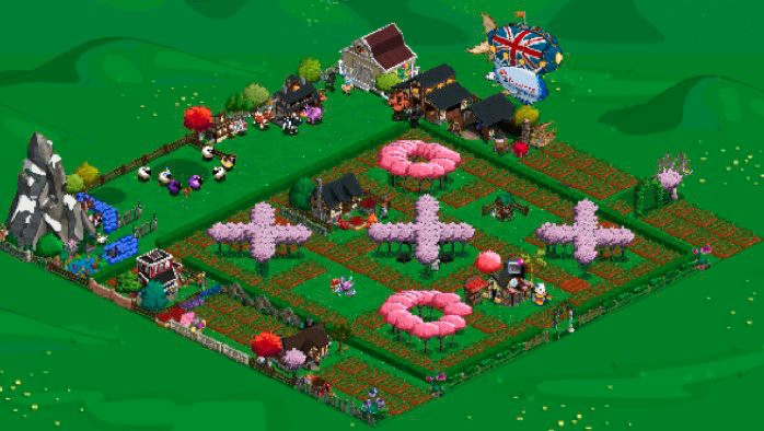 farmville featured tic tac toe farm