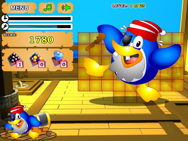 ice breakers penguin pirates game of the day