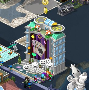Casino building games slot machines scams