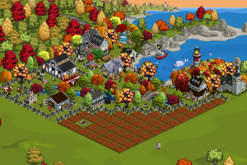 farmville halloween foreverfarmer