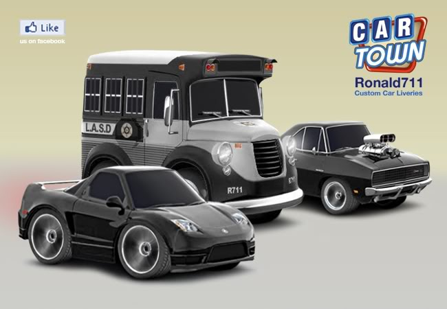 Car Town Fast Five