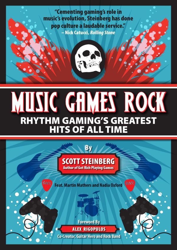 Music Games Rock