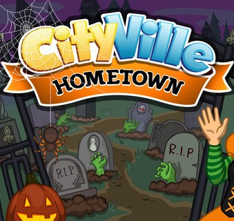 CityVille Hometown Halloween update