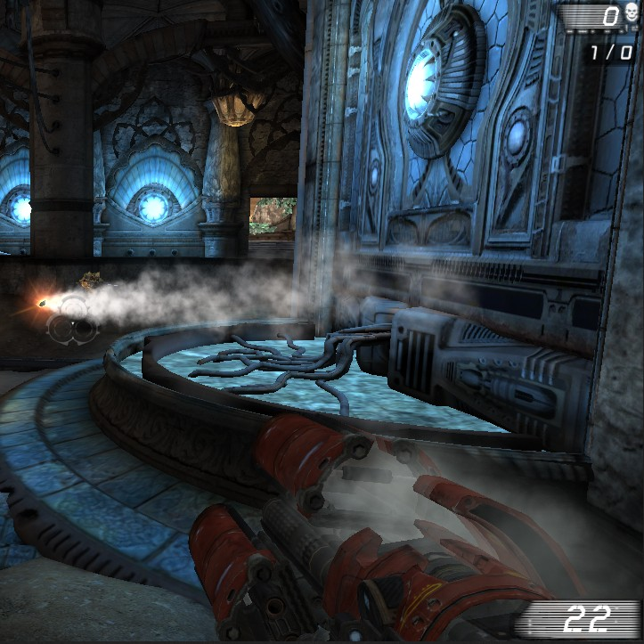 Unreal Engine 3 in Flash