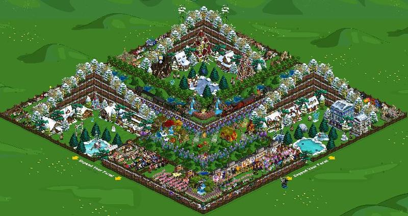 farmville tamilyn3 christmas farm
