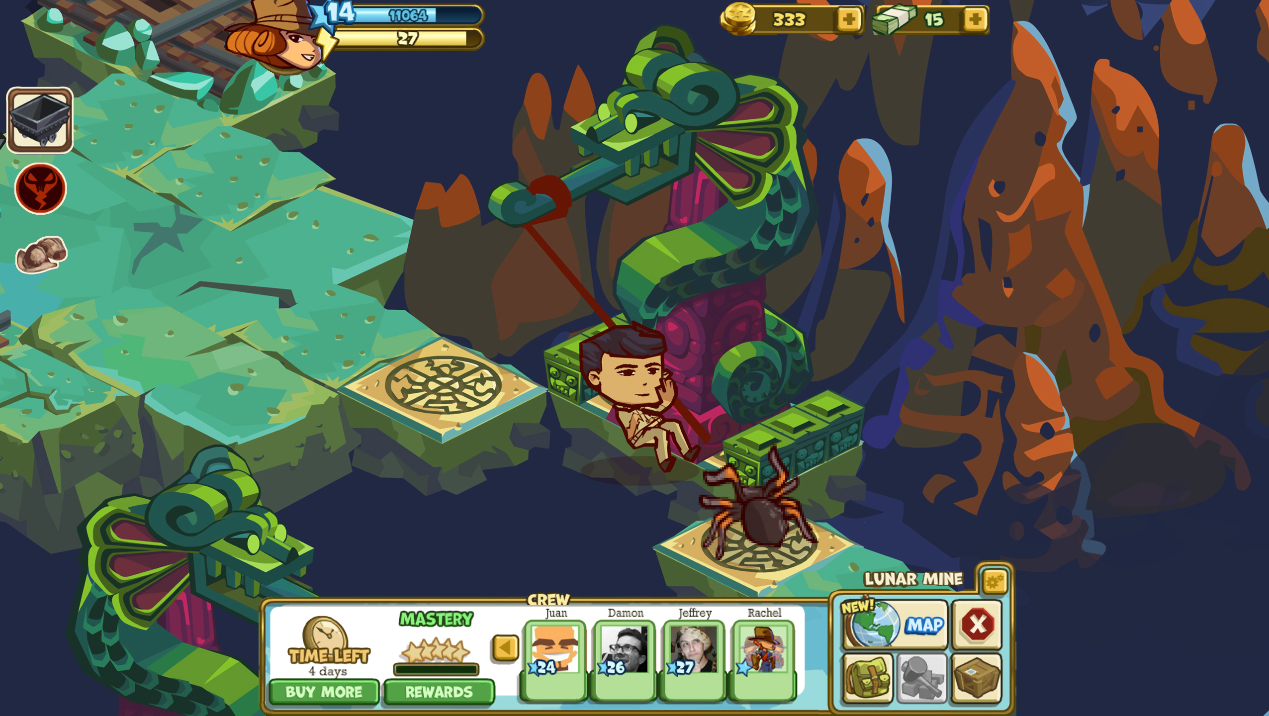 Indiana jones finally hits adventure world in the calendar of the indiana jones adventure world gameplay gumiabroncs Image collections