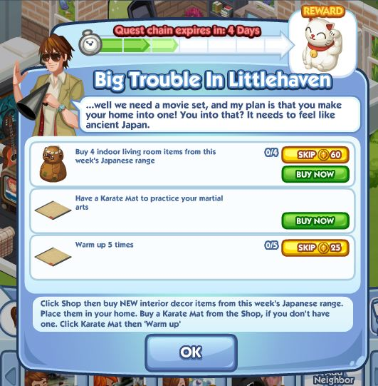 big trouble in littlehaven