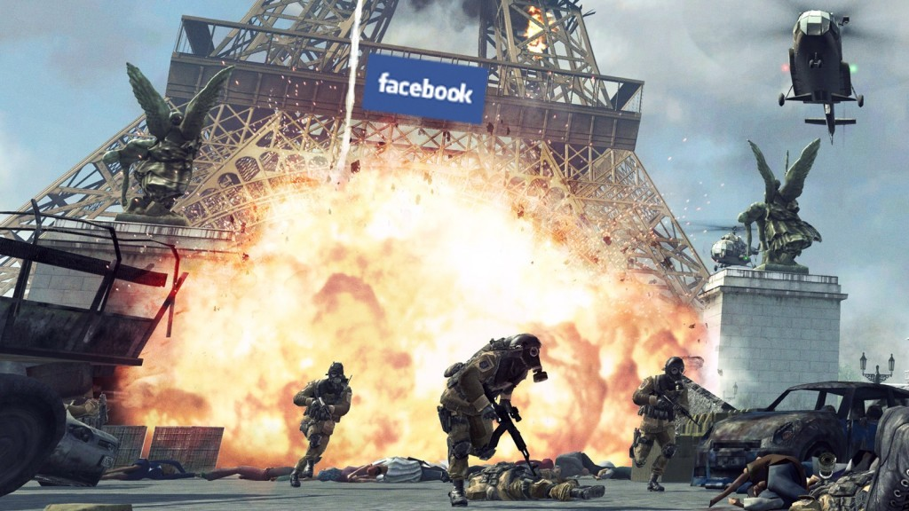 Call of Duty Facebook