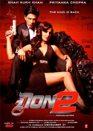Don 2 The King is Back