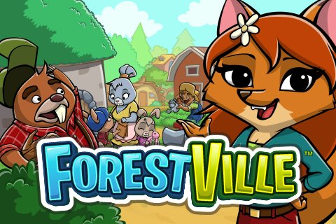 ForestVille: Zynga's next 'Ville' game headed to iPhone, iPad ...