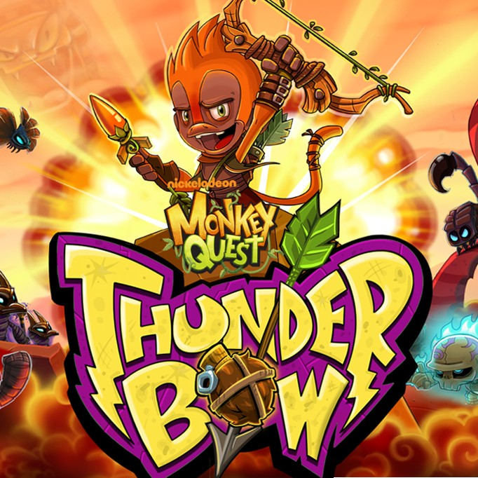 Monkey Quest: Thunderbow