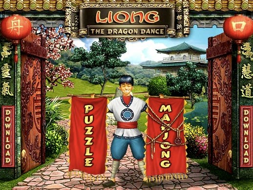 liong the dragons dance game of the day